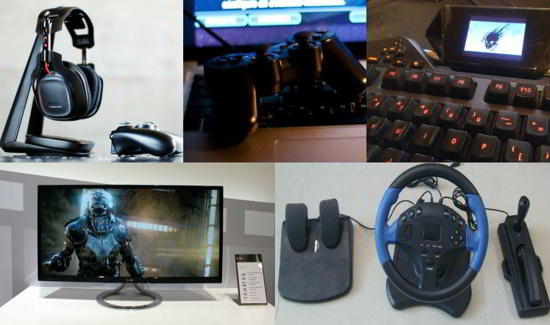 5 Must Have Accessories For Computer Gaming in 2014