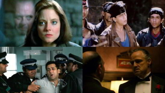 Oscar Winning Hollywood Movies Remade in Bollywood