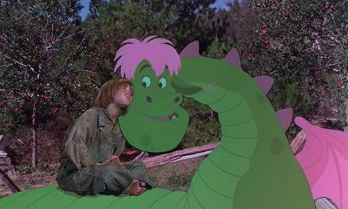 Pete's Dragon kids movie