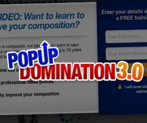 PopUp Domination Plugin Review