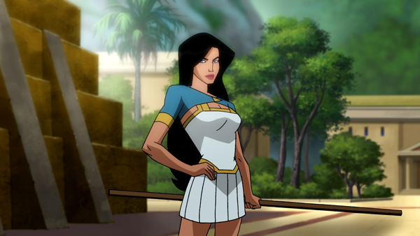 Princess Diana of Themyscira as Wonder Woman