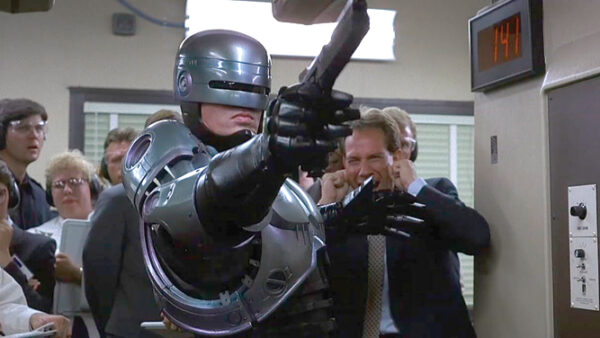 Robocop is a Metaphor for Jesus Christ