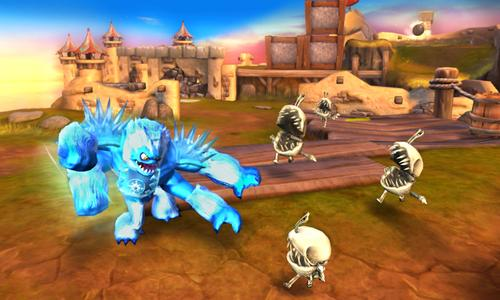 skylanders giants gameplay