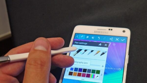Samsung Galaxy Note 4 productivity