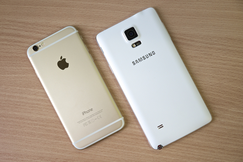 Samsung Galaxy Note 4 vs iPhone 6 Plus - Do We Have a Winner?
