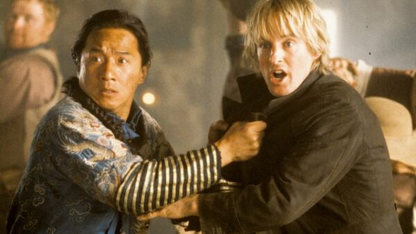 Shanghai Noon Jackie Chan Movie