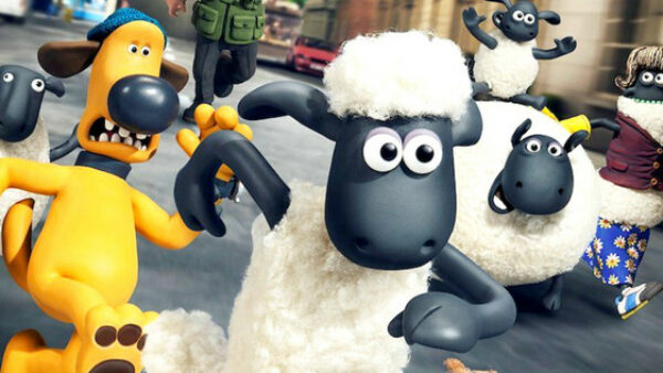 Shaun the Sheep 2015 Animated Movie