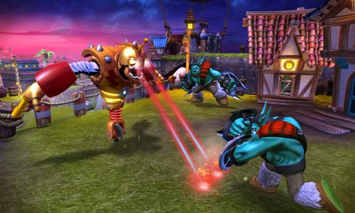 skylanders giants gameplay screenshot