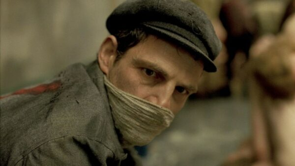 Son of Saul 2015 nazi movie