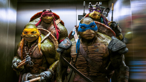 Teenage Mutant Ninja Turtles 2 Movie