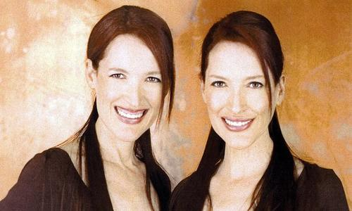 Terry and Linda Jamison twin psychic sisters