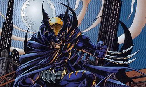 The Birth of Darkclaw