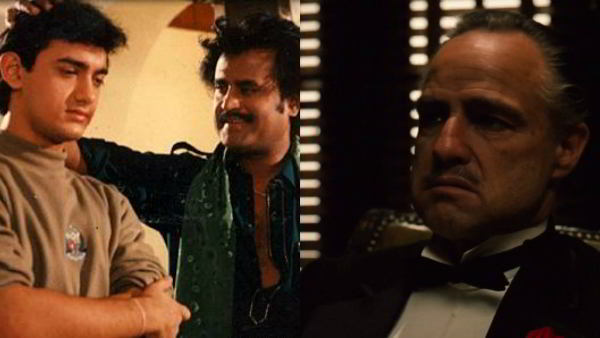 Aatank Hi Aatank copied The Godfather