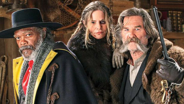 The Hateful Eight Upcoming Movie