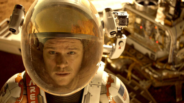 The Martian 2015 Movie