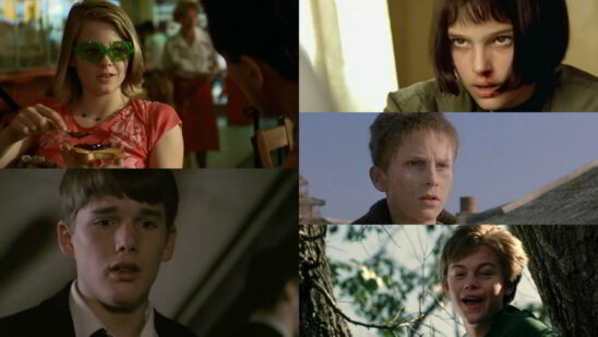 Unforgettable Performances by Iconic Actors In Their Young Age