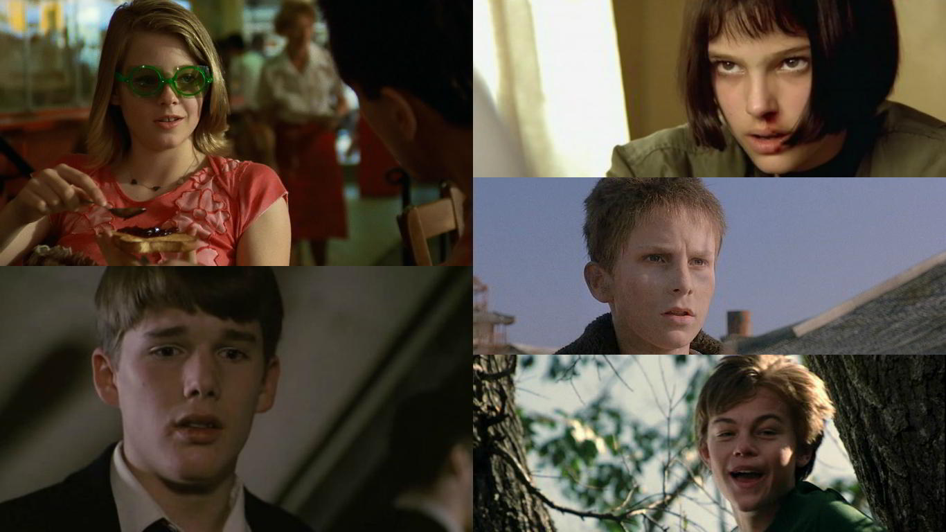 5 Unforgettable Performances by Iconic Actors In Their Young Age