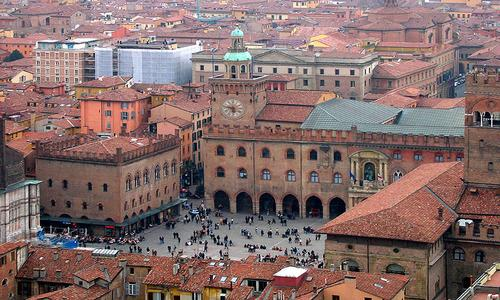 The 5 oldest colleges in the world for Hotel a bologna centro storico