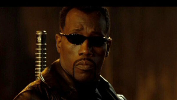 Wesley Snipes In Blade Movie