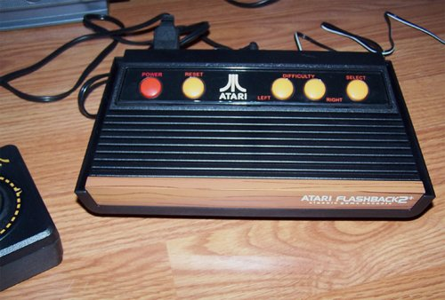 How much are your old consoles worth - Atari game console for sale ...