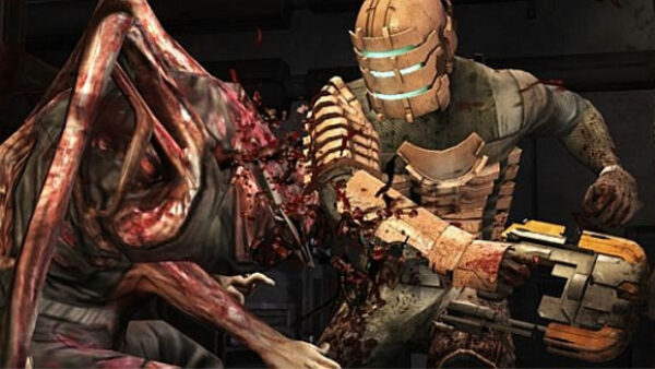 Dead Space 2 violence