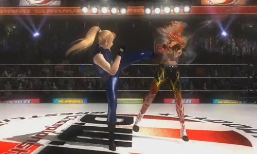dead or alive 5 hot female characters