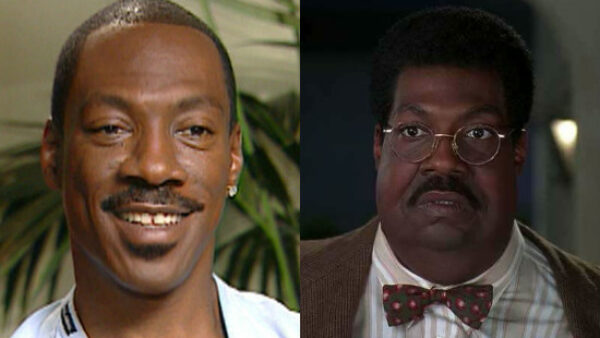 Eddie Murphy as Professor Sherman