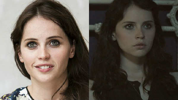 Felicity Jones As Sophie