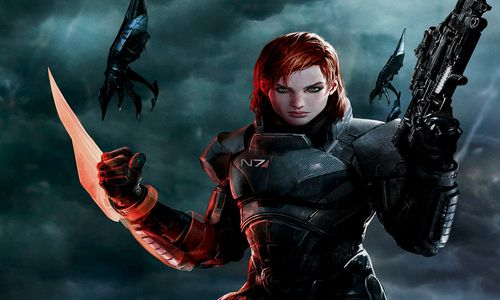female commander shepard