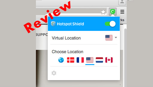 Review: Free Hotspot Shield Browser Extensions
