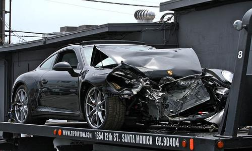 Terrible Car Accident Stories