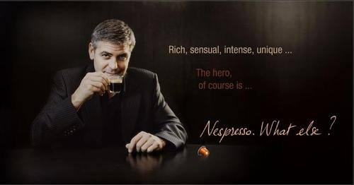 Top 7 weird celebrity endorsements - Georges clooney what else ...