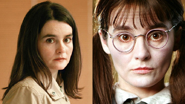 Shirley Henderson as Moaning Myrtle