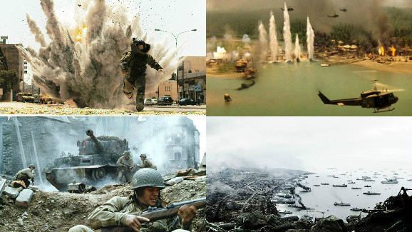 25 Best War Movies of All Time