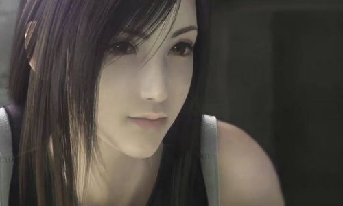 tifa lockhart Best Female Video Game Characters